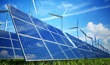 Saving Energy with Renewable Sources