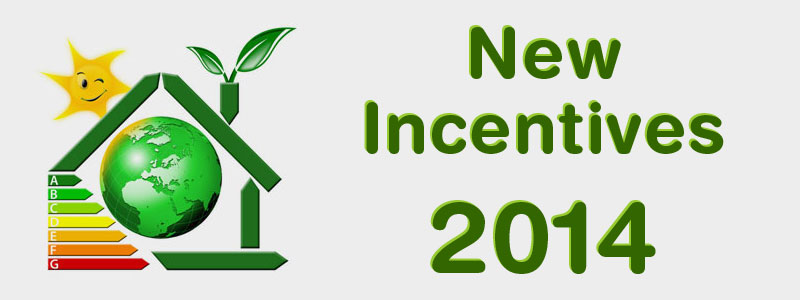 New Incentives 2014